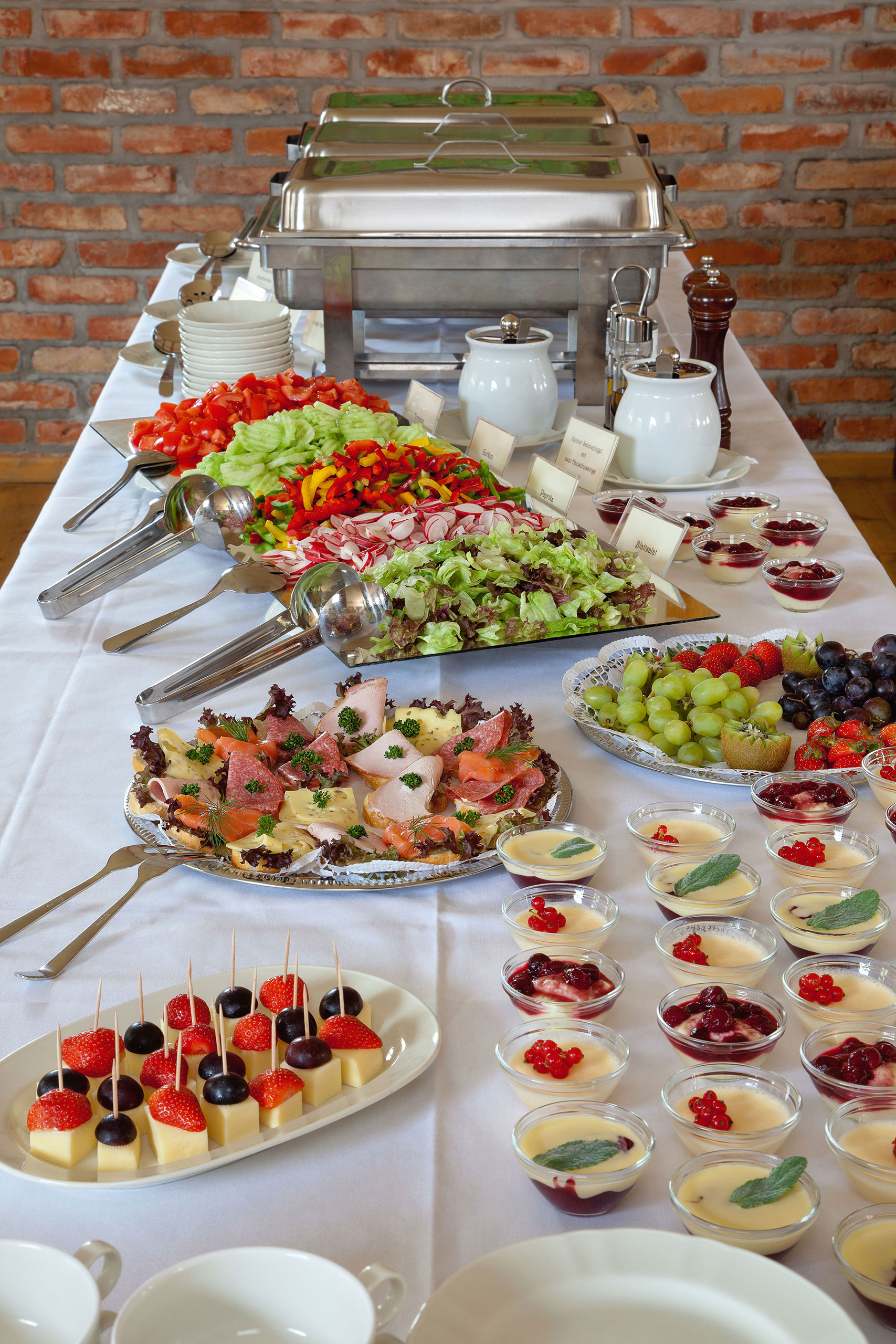 Feiern Buffet
