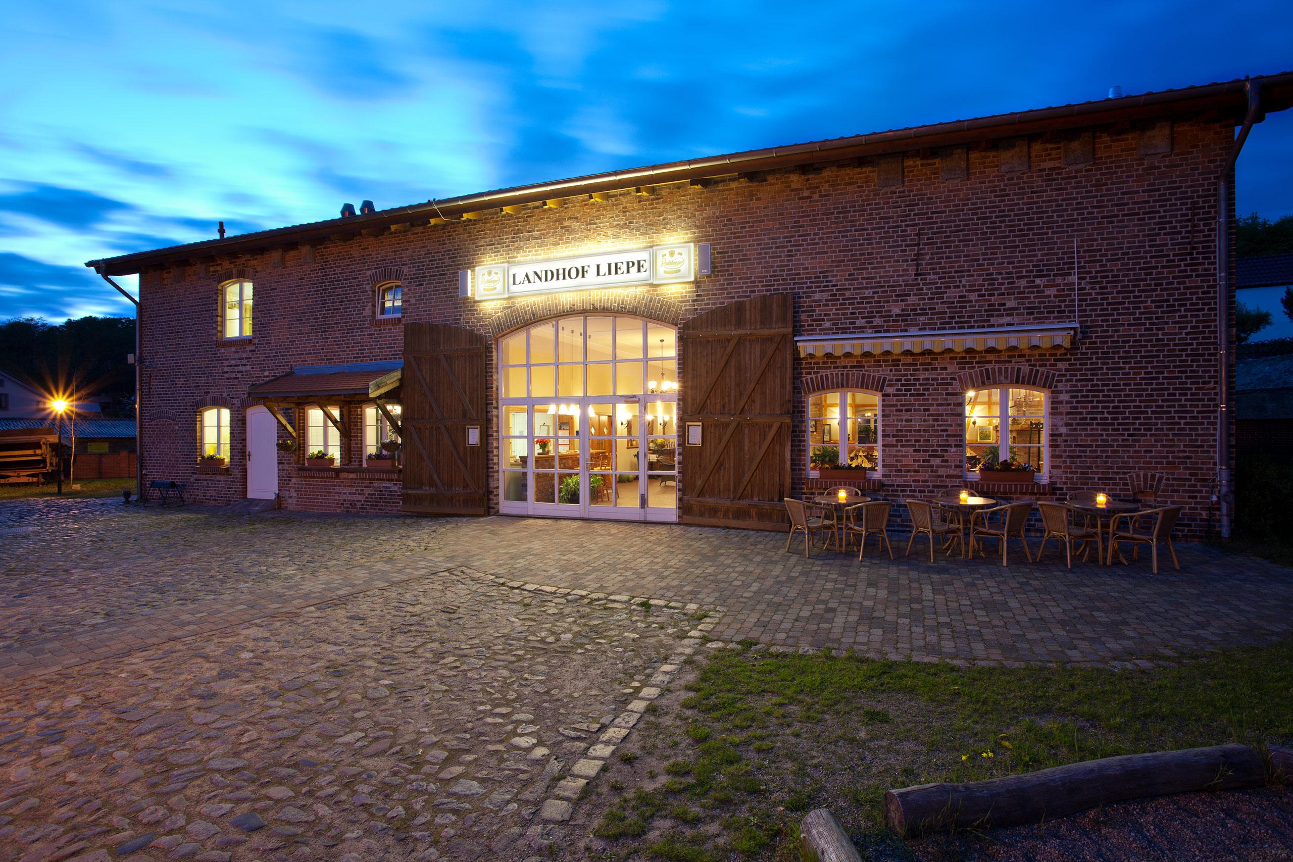 Restaurant Landhof Liepe