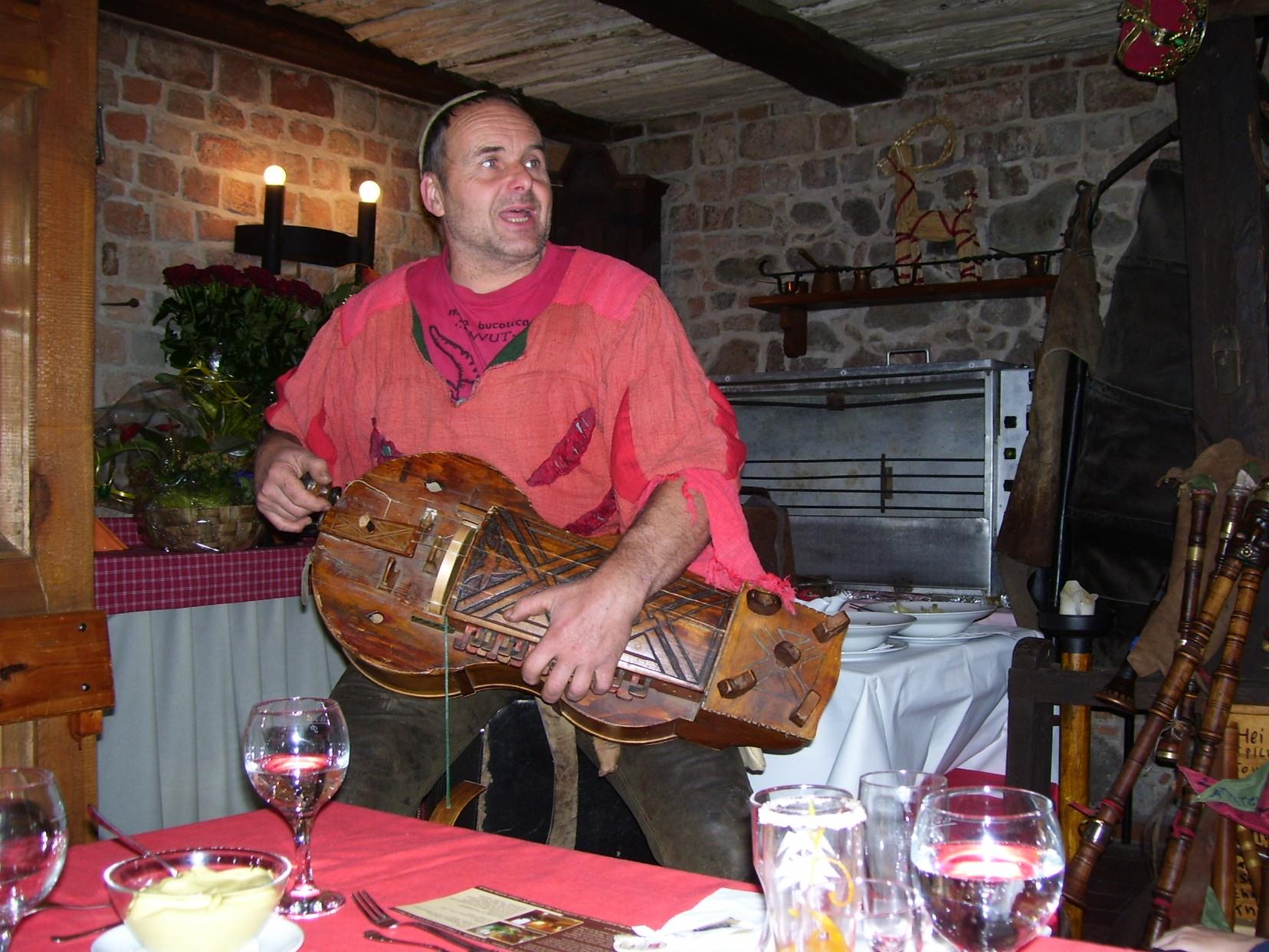 Mittelalterlicher Abend - Ritteressen