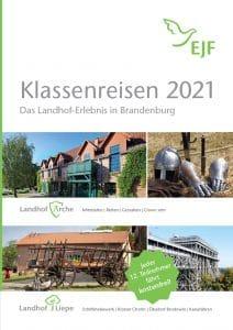 EJF Klassenreisen 2021